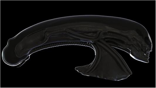 Alien mk1 wip